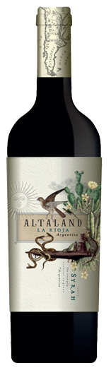 bottle altaland syrah